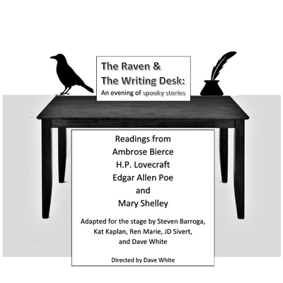 raven and a writing desk In the chapter a mad tea party, the hatter asks a much-noted riddle why is a raven like a writing desk when alice gives up trying to figure out why.