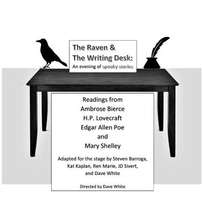 the raven and the writing desk   davewhite playwright  rh   davewhiteplaywright com